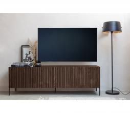 Afbeelding van product: WOOOD Exclusive Gravure tv meubel essen bruin