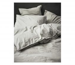 Afbeelding van product: Essenza Guy dekbedovertrek div. afmetingen katoen stone lits-jumeaux (240x220cm)