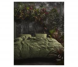 Afbeelding van product: Selected by Minte dekbedovertrek div. afmetingen katoen moss 2 persoons (200x220cm)