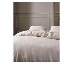 Afbeelding van product: Selected by Gilian dekbedovertrek div. afmetingen katoen cremé 200X220 cm