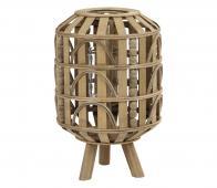 Selected by Herba lantaarn hout bruin, div afmetingen Ø 22x34 cm