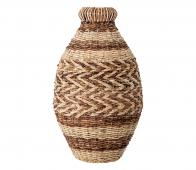Selected by Deco mand bankuan grass bruin