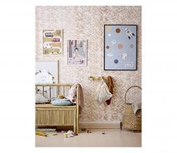 Afbeelding van product: Selected by Lijst meisje grenen wit
