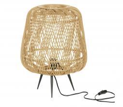 Afbeelding van product: WOOOD Exclusive Moza tafellamp Ø36 cm bamboe naturel