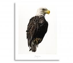 Afbeelding van product: Selected by Trust kunstposter 40x30 cm
