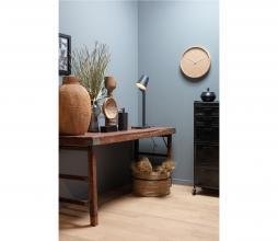 Afbeelding van product: Selected by Mashaba vaas Ø 40cm bruin