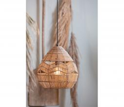 Afbeelding van product: WOOOD Exclusive Adelaide hanglamp diverse afmetingen naturel touw ø25cm