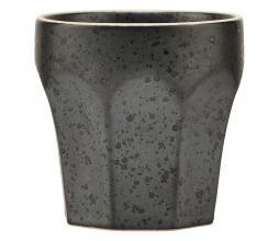 Afbeelding van product: Housedoctor Berica espresso mok aardewerk zwart