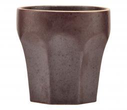 Afbeelding van product: House Doctor Berica espresso mok aardewerk bruin