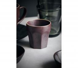 Afbeelding van product: Housedoctor Berica espresso mok aardewerk bruin