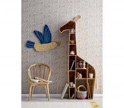 Afbeelding van product: Selected by Giraf boekenkast bankuan gras naturel