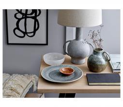 Afbeelding van product: Selected by Grey tafellamp terracotta grijs/beige
