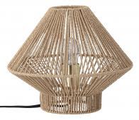 Selected by Nature tafellamp Ø30 cm papier bruin