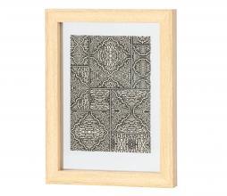 Afbeelding van product: WOOOD Exclusive Blake fotolijst naturel hout div. afmetingen 40x30 cm