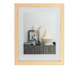 Afbeelding van product: WOOOD Exclusive Blake fotolijst naturel hout div. afmetingen 50x40 cm