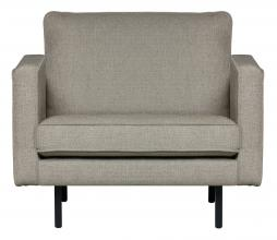 Afbeelding van product: BePureHome Rodeo Stretched 1,5 zits fauteuil nougat