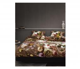 Afbeelding van product: Essenza Fleurel dekbedovertrek café noir div. afmetingen 2-persoons (200x220cm)