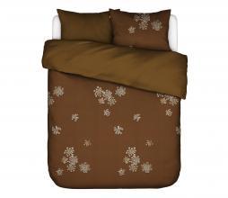 Afbeelding van product: Essenza Lauren dekbedovertrek katoen cinnamon div. afmetingen 2-persoons (200x220cm)