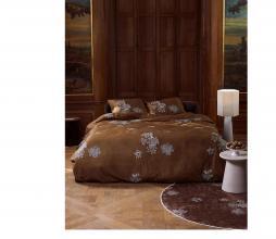 Afbeelding van product: Essenza Lauren dekbedovertrek katoen cinnamon div. afmetingen lits-jumeaux (240x220cm)