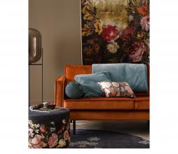 Afbeelding van product: Essenza Lauren nekrol kussen 22x50 cm velvet indigo