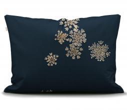 Afbeelding van product: Essenza Lauren dekbedovertrek katoen indigo div. afmetingen 1-persoons (140x200 cm)