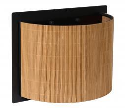 Afbeelding van product: Selected by Magius wandlamp rotan naturel