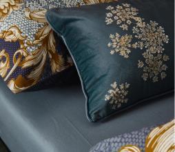 Afbeelding van product: Essenza Lauren kussen 30x50 cm velvet indigo