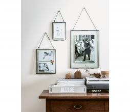 Afbeelding van product: vtwonen fotolijst goudkleurig metalen lijst div. afmetingen 30x40 cm
