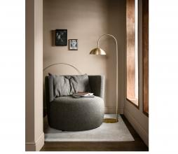 Afbeelding van product: vtwonen Explore fauteuil bouclé bruin