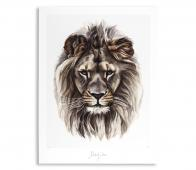 Selected by Leo kunstposter 30x40 cm