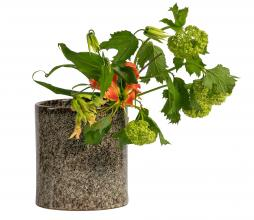 Afbeelding van product: WOOOD Exclusive Vika vaas keramiek bruin div. afmetingen 17 x Ø16 cm