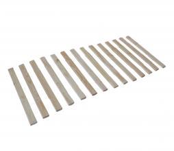 Afbeelding van product: WOOOD lattenbodem 80 x 200 cm naaldhout naturel