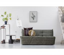 Afbeelding van product: WOOOD Yaro eucalyptus kunstlijst zwart zwart
