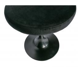 Afbeelding van product: BePureHome Rise kruk velvet zwart
