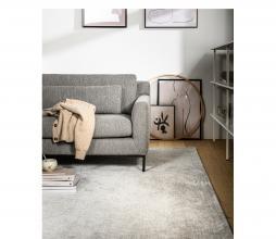 Afbeelding van product: vtwonen Hang out 4 zits bank bouclé staalgrijs
