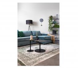 Afbeelding van product: Zuiver Lesley vloerlamp Ø50 cm metaal zwart