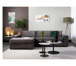 Afbeelding van product: Zuiver Lesley vloerlamp Ø 50 cm metaal groen