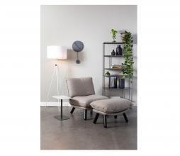 Afbeelding van product: Zuiver Lesley vloerlamp Ø 50 cm metaal wit