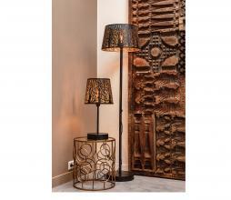 Afbeelding van product: WOOOD Exclusive Keto tafellamp metaal zwart