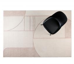Afbeelding van product: Zuiver Bliss vloerkleed 160x230 cm naturel roze