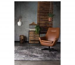 Afbeelding van product: Dutchbone Sol L ladenkast 80x55x40 cm hout bruin/zwart