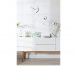 Afbeelding van product: Zuiver High on wood 2 laden 2-drs cabinet hout bruin/wit