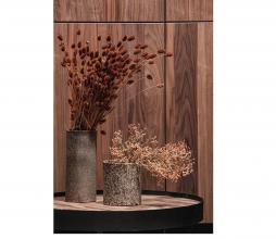 Afbeelding van product: WOOOD Exclusive Vika vaas keramiek bruin div. afmetingen 30 x Ø13 cm