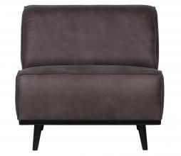 Afbeelding van product: BePureHome Statement fauteuil recycle leer grijs