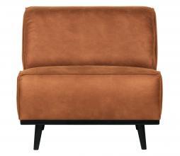 Afbeelding van product: BePureHome Statement fauteuil recycle leer cognac
