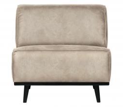 Afbeelding van product: BePureHome Statement fauteuil elephant skin bruin/grijs