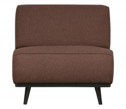 Afbeelding van product: BePureHome Statement fauteuil bouclé coffee