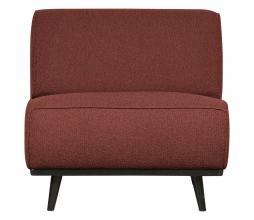 Afbeelding van product: BePureHome Statement fauteuil bouclé chestnut