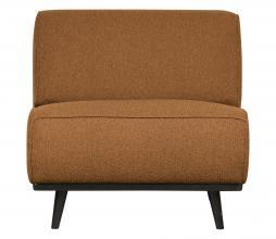 Afbeelding van product: BePureHome Statement fauteuil bouclé butter