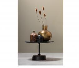 Afbeelding van product: WOOOD Exclusive Hix opbergpot 12xø18cm hout zwart